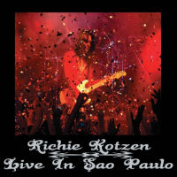 [Richie Kotzen Live In Sao Paulo Album Cover]