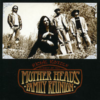 [Richie Kotzen Return of the Mother Head's Family Reunion Album Cover]