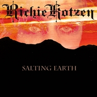 [Richie Kotzen Salting Earth Album Cover]