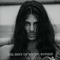 [Richie Kotzen The Best of Richie Kotzen Album Cover]