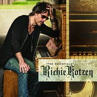 [Richie Kotzen The Essential Richie Kotzen Album Cover]