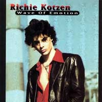 [Richie Kotzen Wave of Emotion Album Cover]