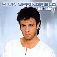 [Rick Springfield Anthology Album Cover]