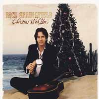 Rick Springfield Christmas With You Album Cover
