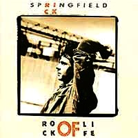 Rick Springfield Rock of Life Album Cover