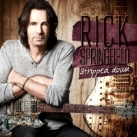 [Rick Springfield Stripped Down Album Cover]