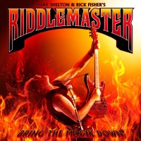Riddlemaster Bring The Magik Down Album Cover