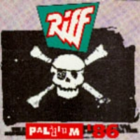 [Riff Paladium '86 Album Cover]