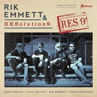 [Rik Emmett and Resolution 9 Res 9 Album Cover]