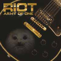 [Riot Army Of One Album Cover]