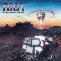 [Riot Archives Volume 4: 1988-1989 Album Cover]