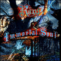 [Riot Immortal Soul Album Cover]