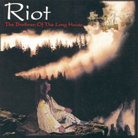 [Riot The Brethren of the Long House Album Cover]