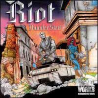 [Riot Thundersteel Album Cover]