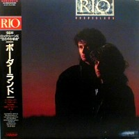 [Rio Borderland Album Cover]