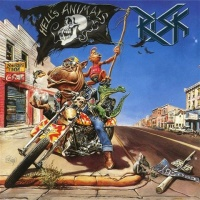 Risk Hell's Animals Album Cover