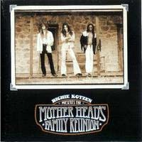 [Richie Kotzen Motherhead's Family Reunion Album Cover]