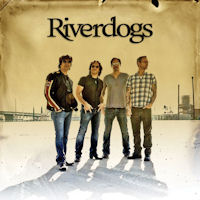 [Riverdogs World Gone Mad Album Cover]