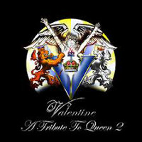 [Robby Valentine A Tribute To Queen 2 Album Cover]