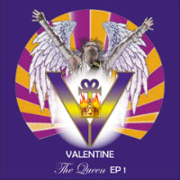 [Robby Valentine The Queen EP 1 Album Cover]
