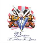 [Robby Valentine A Tribute To Queen Album Cover]