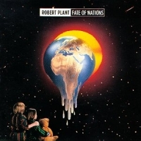 Robert Plant Fate Of Nations Album Cover