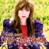 Robin Beck Livin´ on a Dream Album Cover