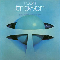 Robin Trower Twice Removed From Yesterday Album Cover