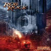 [Rob Rock Garden of Chaos Album Cover]