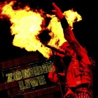 [Rob Zombie Zombie Live Album Cover]