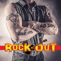 [Rock-Out Loud Hard and Dirty Album Cover]