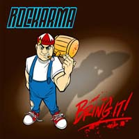 Rockarma Bring It! Album Cover