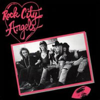 [Rock City Angels Rock City Angels Album Cover]