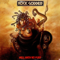 [Rock Goddess Hell Hath No Fury (UK Version) Album Cover]