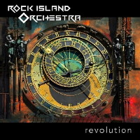 Rock Island Orchestra revolution Album Cover