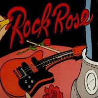 [Rock Rose Rock Rose Album Cover]