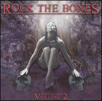 [Compilations Rock the Bones Volume 2 Album Cover]