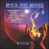 [Compilations Rock the Bones Volume 3 Album Cover]