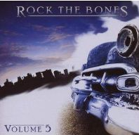 [Compilations Rock the Bones Volume 5 Album Cover]