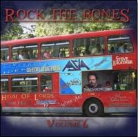[Compilations Rock the Bones Volume 6 Album Cover]