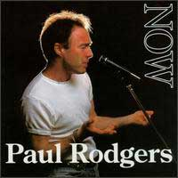 [Paul Rodgers Now Album Cover]