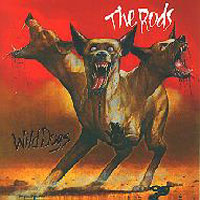 The Rods Wild Dogs Album Cover