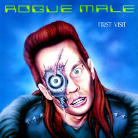 [Rogue Male First Visit Album Cover]