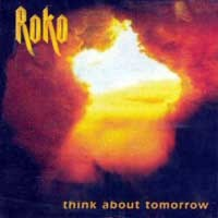 [Roko Think About Tomorrow Album Cover]