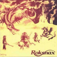 [Various Artists Roksnax Album Cover]