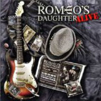 Romeo's Daughter Alive  Album Cover