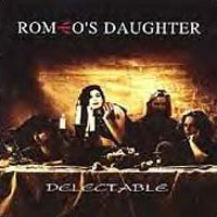 Romeo's Daughter Delectable Album Cover