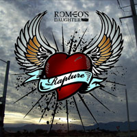 Romeo's Daughter Rapture Album Cover