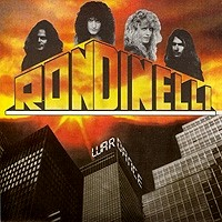 [Rondinelli Wardance Album Cover]