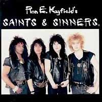 [Ron E. Kayfield's Saints and Sinners Ron E. Kayfield's Saints and Sinners Album Cover]